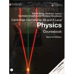 AS and A Level Physics Coursebook 2nd Edition Cambridge International