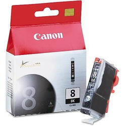 Canon Black Inkjet Cartridge CLI-8BK