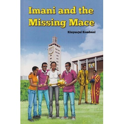 Imani and the Missing Mace