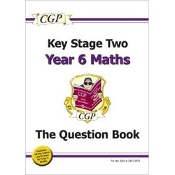 Key Stage 2 Year 6 Maths Question Book
