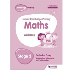 Hodder Cambridge Primary Maths Workbook 2