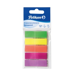 Pelikan Page Marker 12*45 N132 5 colours