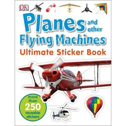 DK-Planes and other flying machines ultimate sticker book