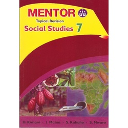 Mentor Topical Revision Social Studies 7