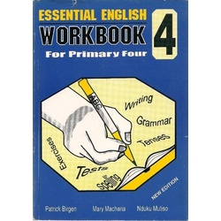 Essential English Workbook 4