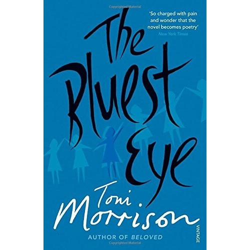 an analysis of a search for a self in the novel the bluest eyes by toni morrison Read common sense media's the bluest eye toni morrison's first novel deeply investigates pecola breedlove's self-hatred, and her wish for blue eyes.