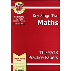 Key Stage 2 Maths SATS Practice Papers