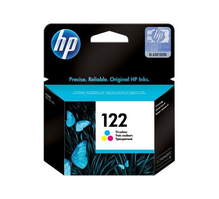 HP Ink Cartridge 122 Colour