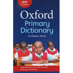 Oxford Primary Dictionary for East Africa