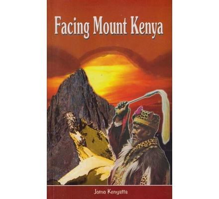 Facing Mount Kenya Book