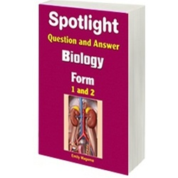 Spotlight Question and Answer Biology Form 1 and 2
