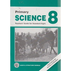 Primary Science Std 8 Teachers' guide