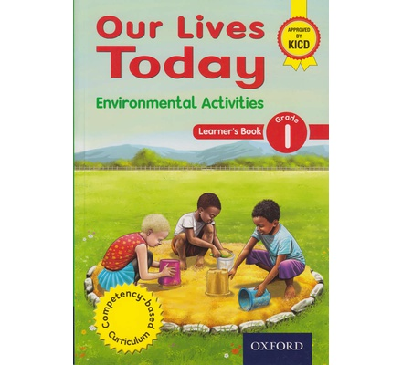 OUP Our Lives Today Environmental Activities Grade 1 (Approved)