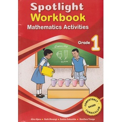 Spotlight Workbook Maths Activities Grade 1