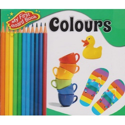 Alka My First Board book Colours