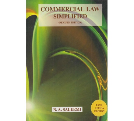 Commercial Law Simplified