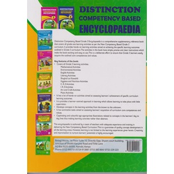 Distinction Competency Based Encyclopedia Grade 3