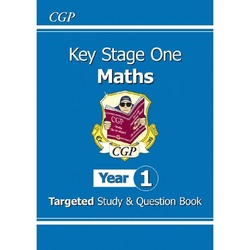 Key Stage one Maths Targeted Study & Question Book - Year 1