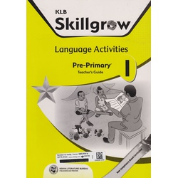 KLB Skillgrow Language PP1 Trs (Approved)