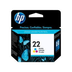 HP Ink Cartridge Colour 22