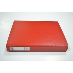 HLTZ 2 Ring binder Red 5364039