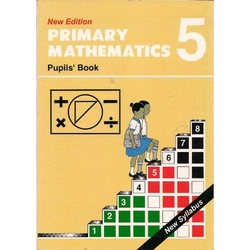 Primary Mathematics Std 5