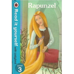 Rapunzel : Lady bird read it for yourself Level 3
