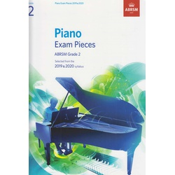 Piano Exam Pieces ABRSM Grade 2 2019 and 2020