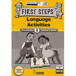 Moran First Steps Language Activities PP1 Trs