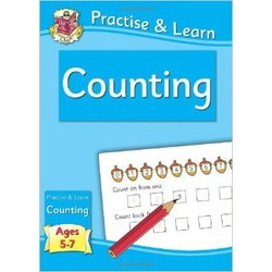Practise & Learn: Counting (Ages 5-7)