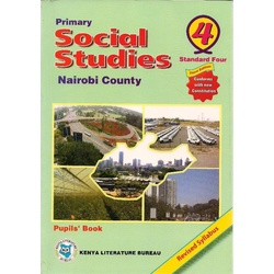 Primary Social Studies 4 Nairobi county