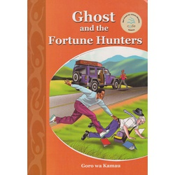 Ghost and the fortune hunters