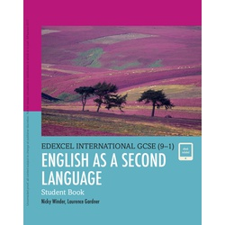 Edexcel International GCSE (9-1) English as a Second Language (ESL)