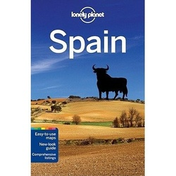 Lonely Planet Spain 8ED