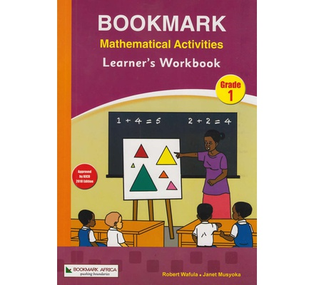 Bookmark Mathematical Learner's PP2