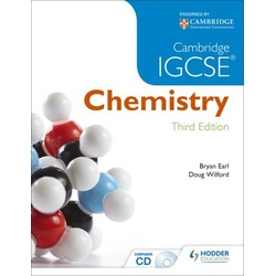 Cambridge IGCSE Chemistry 3th EDITION (Hodder)