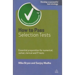 How to Pass the Selection Tests