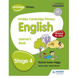 Hodder Cambridge Primary English: Learner's Book Stage 4