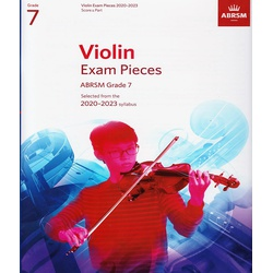 Violin Exam Pieces Grade 7 2020-2023