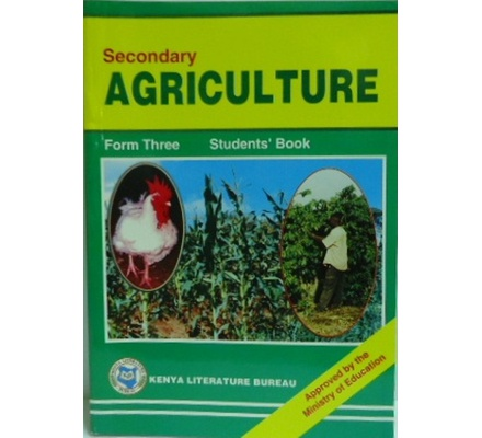 Secondary Agriculture Form 3 KLB