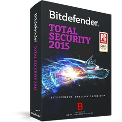 Bitdefender total security Antivirus 3 user