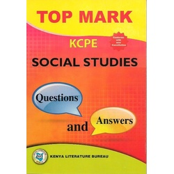 Topmark KCPE Social Studies Questions and Answers