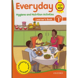 OUP Everyday Hygiene & Nutrition Activities grade 1(Approved)