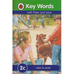 Ladybird 2C: I Like To Write