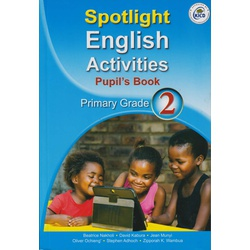 Spotlight English Activities Primary grade 2