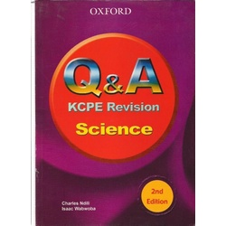 Question & Answer KCPE Revision Science
