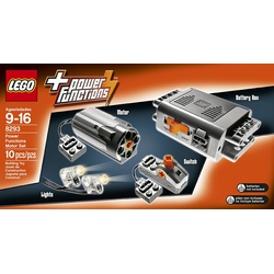 LEGO® Technic Power Functions Motor Set 8293