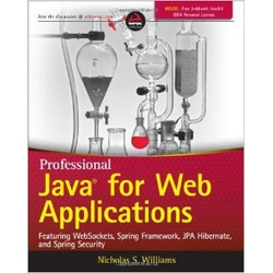 Professional Java for Web Applications (Williams)