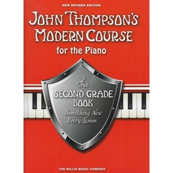 John Thompson's Modern Course for the Piano Second Grade (2)