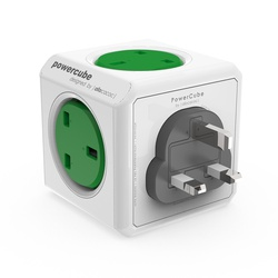 Allocacoc PowerCube Green Original